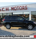 toyota rav4 2007 black suv limited gasoline 6 cylinders 4 wheel drive automatic 07724