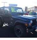 jeep wrangler 2005 suv x gasoline 6 cylinders 4 wheel drive not specified 07701