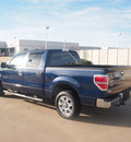 ford f 150 2010 dk  blue xlt 8 cylinders automatic 76108