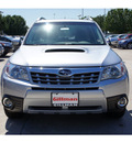 subaru forester 2013 silver wagon 2 5xt touring gasoline 4 cylinders all whee drive automatic 77099