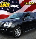 gmc acadia 2011 black suv slt 1 gasoline 6 cylinders all whee drive automatic with overdrive 08902