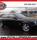 jaguar s type r 2005 black sedan gasoline 8 cylinders rear wheel drive automatic 98371