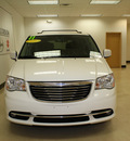 chrysler town and country 2011 white van touring flex fuel 6 cylinders front wheel drive automatic 27707