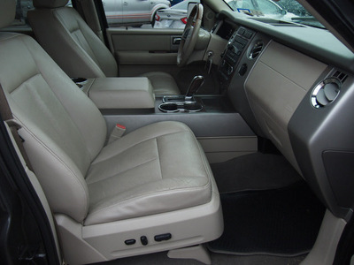 ford expedition el 2007 dk  gray suv el limited gasoline 8 cylinders rear wheel drive automatic 77505