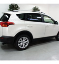toyota rav4 2013 blizzard pearl suv limited gasoline 4 cylinders 2 wheel drive automatic 91731