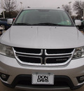dodge journey 2011 silver mainstreet flex fuel 6 cylinders front wheel drive automatic 76011