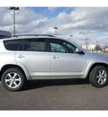 toyota rav4 2012 01f7classic silver suv limited gasoline 4 cylinders 4 wheel drive automatic 46219