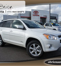 toyota rav4 2012 white suv limited gasoline 6 cylinders 4 wheel drive automatic 46219