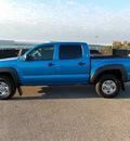 toyota tacoma 2010 lt  blue prerunner v6 gasoline 6 cylinders 2 wheel drive automatic 77074
