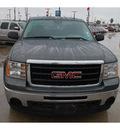 gmc sierra 1500 2011 dk  gray pickup truck sl 8 cylinders automatic 77090