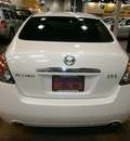 nissan altima 2007 white sedan gasoline 4 cylinders front wheel drive 6 speed manual 13502