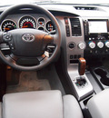 toyota tundra 2011 gray limited 8 cylinders automatic with overdrive 77802