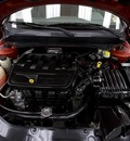 dodge avenger 2008 orange sedan sxt gasoline 4 cylinders front wheel drive automatic 78028