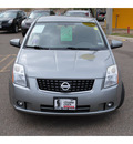 nissan sentra 2009 dk  gray sedan 2 0 fe gasoline 4 cylinders front wheel drive automatic 78552