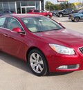 buick regal 2013 crystl red tintcsh sedan premium 1 gasoline 4 cylinders front wheel drive automatic 77521