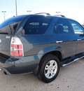 acura mdx 2005 green suv touring gasoline 6 cylinders all whee drive automatic 76011