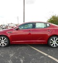 kia optima 2012 dk  red sedan sx turbo gasoline 4 cylinders front wheel drive automatic 43228