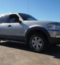 ford explorer 2006 gray suv xlt gasoline 6 cylinders rear wheel drive automatic 77505