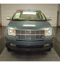 lincoln mkx 2010 lt  blue suv gasoline 6 cylinders front wheel drive automatic with overdrive 77630