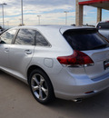 toyota venza 2013 silver limited gasoline 6 cylinders front wheel drive automatic 76049