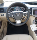 toyota venza 2013 white xle gasoline 4 cylinders front wheel drive automatic 76049