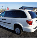 dodge grand caravan 2006 white van se gasoline 6 cylinders front wheel drive automatic 98632
