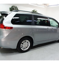 toyota sienna 2013 silver van xle 8 passenger gasoline 6 cylinders front wheel drive automatic 91731