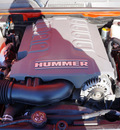 hummer h3 2009 orange suv alpha gasoline 8 cylinders 4 wheel drive automatic 76049