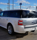 ford flex 2012 white limited gasoline 6 cylinders front wheel drive automatic 75070