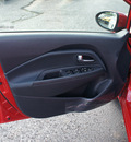 kia rio 2013 signal red sedan ex gasoline 4 cylinders front wheel drive automatic 19153