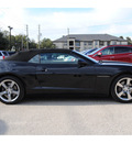 chevrolet camaro 2012 black ss gasoline 8 cylinders rear wheel drive automatic 77002