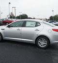 kia optima 2013 silver sedan lx gasoline 4 cylinders front wheel drive automatic 19153