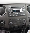 ford f 250 super duty 2013 oxford white xl flex fuel 8 cylinders 4 wheel drive automatic 75062