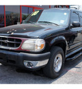 ford explorer 2000 black suv xlt gasoline v8 all whee drive automatic 77018