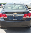 chevrolet cruze 2011 black sedan ltz gasoline 4 cylinders front wheel drive automatic 78130