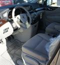 nissan quest 2012 lt  gray van 3 5 sv gasoline 6 cylinders front wheel drive cont  variable trans  75150