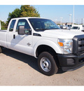 ford f 250 super duty 2012 white xl biodiesel 8 cylinders 4 wheel drive automatic 77074