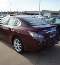 nissan maxima 2013 nad sonoma suns sedan 3 5 sv gasoline 6 cylinders front wheel drive cont  variable trans  75150