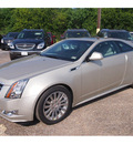 cadillac cts 2013 beige coupe 3 6l premium gasoline 6 cylinders rear wheel drive automatic 77074