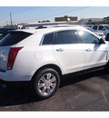 cadillac srx 2012 silver luxury collection flex fuel 6 cylinders front wheel drive automatic 77074