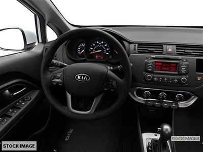 kia rio 2013 brown sedan gasoline 4 cylinders front wheel drive not specified 44060