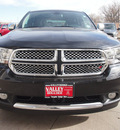 dodge durango 2013 black suv citadel gasoline 8 cylinders all whee drive automatic 80301