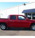gmc canyon 2012 red sle 1 gasoline 5 cylinders 2 wheel drive automatic 73703