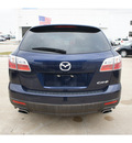 mazda cx 9 2011 dk  blue touring gasoline 6 cylinders front wheel drive automatic 77034