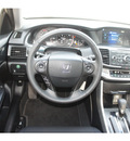 honda accord 2013 lt  gray sedan sport gasoline 4 cylinders front wheel drive not specified 77034