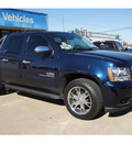 chevrolet avalanche 2011 blue suv lt flex fuel 8 cylinders 2 wheel drive automatic 77034