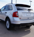 ford edge 2013 silver suv 4dr se fwd gasoline 6 cylinders front wheel drive not specified 75070