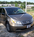 honda odyssey 2012 beige van ex l gasoline 6 cylinders front wheel drive automatic 75606