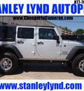 jeep wrangler unlimited 2012 silver suv sport gasoline 6 cylinders 4 wheel drive 4 speed with overdrive 76520