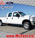 ford f 250 super duty 2013 white xl flex fuel 8 cylinders 4 wheel drive not specified 77539